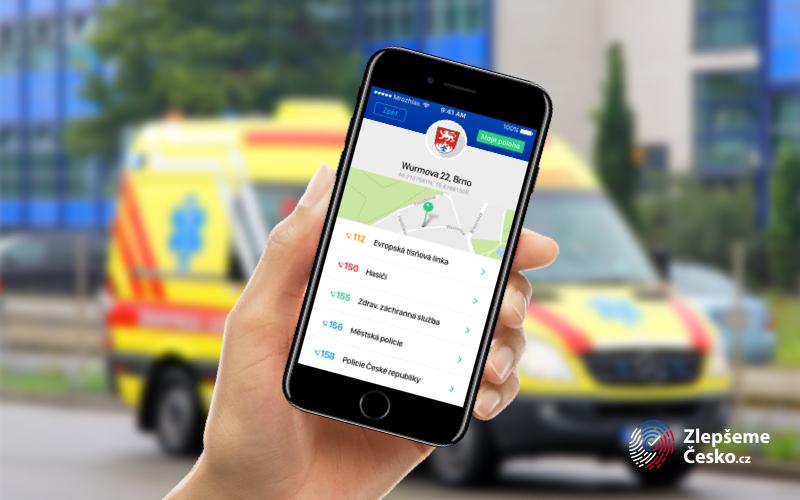 Mobilní rozhlas pomáhá hledat ukradené auto čizaběhnutého psa