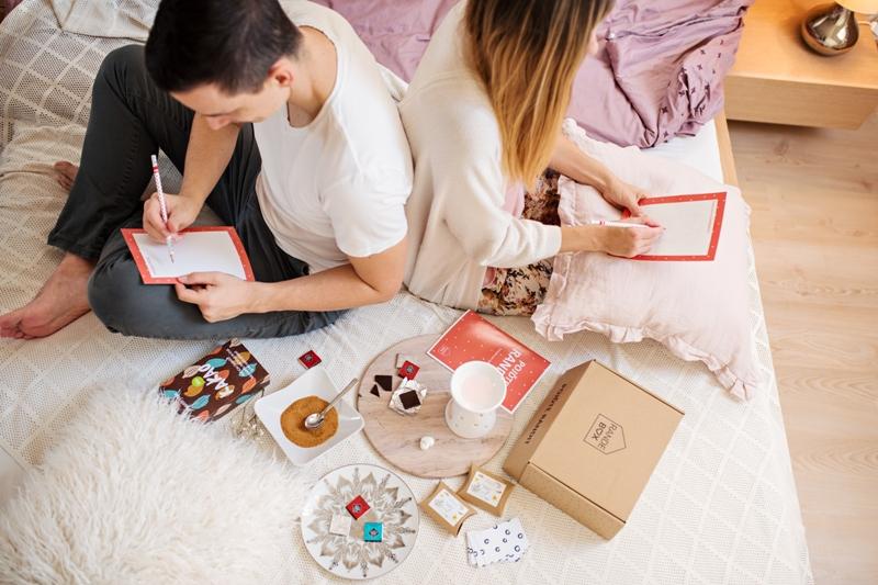 Na Valentýna si lze koupit Randebox, nemusíte si nic vymýšlet