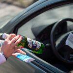 Pito za volant může! Policie rozdávala za odměnu nealko pivo
