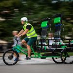 Koloběžky Lime vPraze ponecelém roce pokořily milion jízd