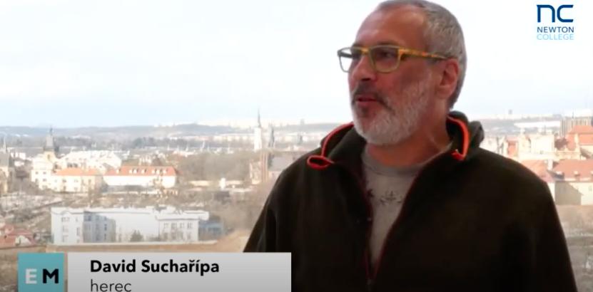 Suchařípa: Otec mi předal silný antikomunismus
