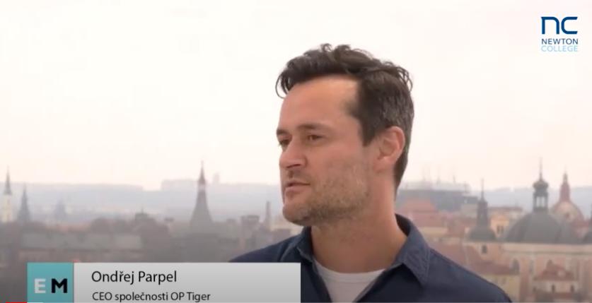 Ondřej Parpel: módní průmysl čekají obrovské změny