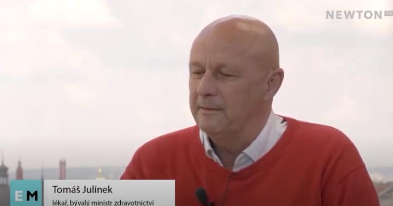 Julínek: Babiš nepochopil, že virus není volič