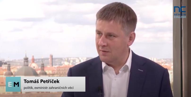 Petříček: Česku chybí komunikační strategie pro krizové situace