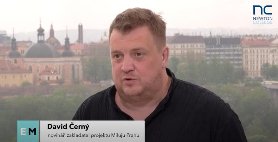 David Černý: Když Praha přežila komunismus, přežije i Covid
