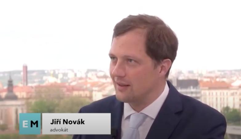 JUDr. Novák: Roboti nás soudit nebudou, digitalizace ale justici změní